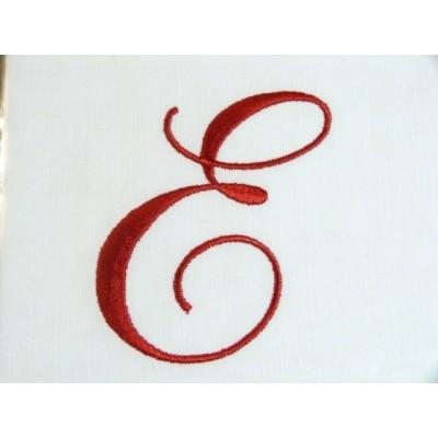 Lot 21: Monogramme E