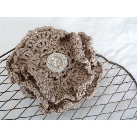 Broche-au-crochet