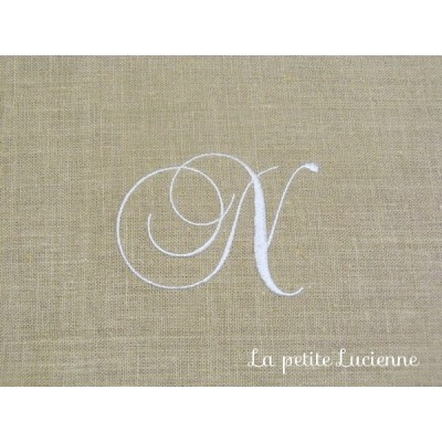 Lot 54: Monogramme N