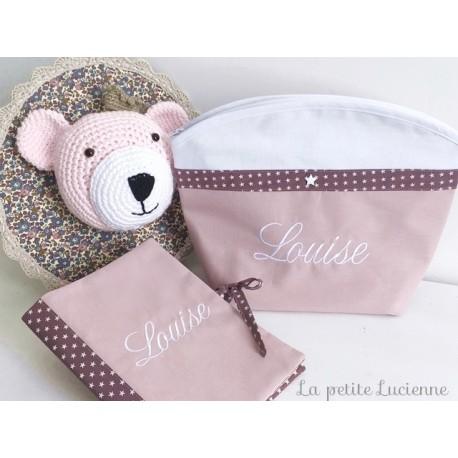 Cadeau de naissance personnalisé pour petite fille