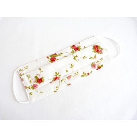 Joli masque lavable coton