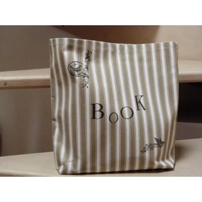 Sac à livres BOOK coutil