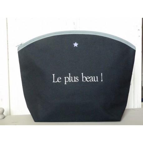 Trousse de toilette Marine et Ciel Le plus beau!